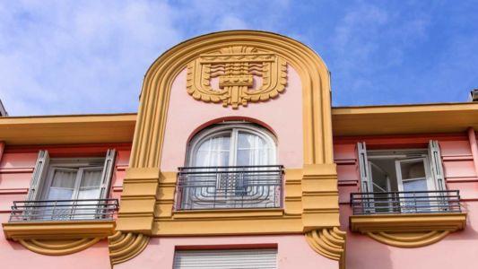 Gérard Besse, façades art-déco