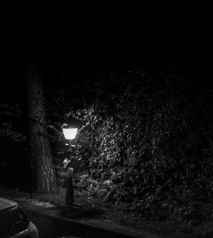 Gérard Besse - Vu de ma fenêtre 1 - Lecteur nocturne