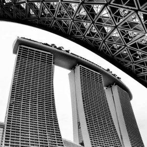 Jean-Michel Bockler - Prendre De La Hauteur 3 - Singapour