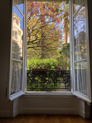 Kathleen Mazzocco- Vu De Ma Fenêtre
