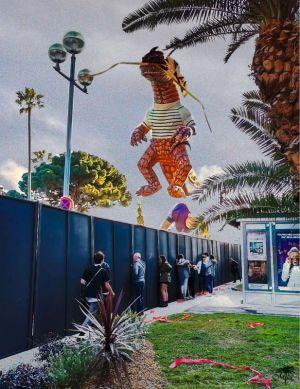 MarieFa Alizard - Prendre De La Hauteur 1 - Carnaval de Nice