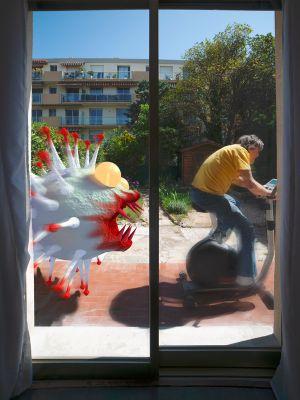 Martine Belmon - Vu De Ma Fenêtre 2 - La poursuite