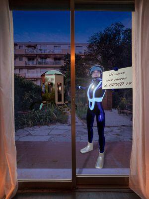 Martine Belmon - Vu De Ma Fenêtre 3 - Le sauvetage