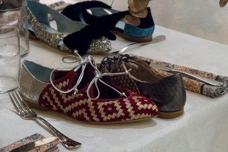 Pierre Diaz - A Table Ce Midi 2 - ... manger ses souliers ...