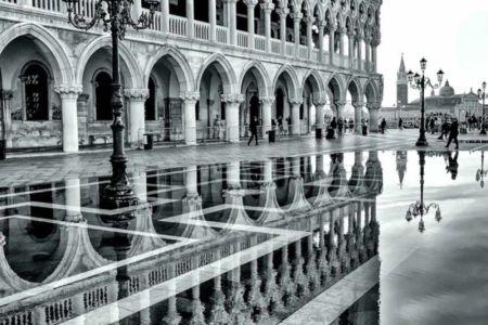 Michel Gérard, Venise