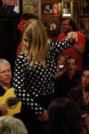 Pierre Diaz, flamenco