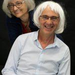 Emelle et Thierry, coordonnés