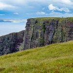 Handa Island : Cliff